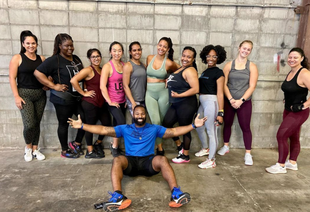 Group Fitness Tampa