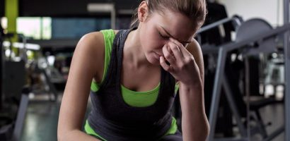 Feeling Shaky After Your Workout?